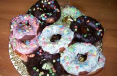 Donuts, le ciambelline americane