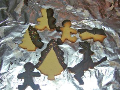 Biscotti di Natale dessert