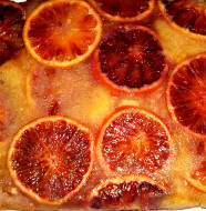 Torta con arance