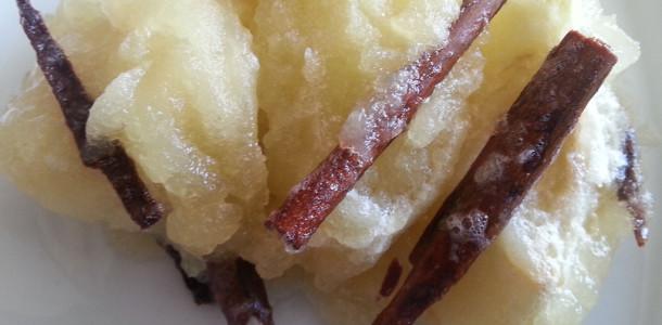 Mele cotte al miele e cannella