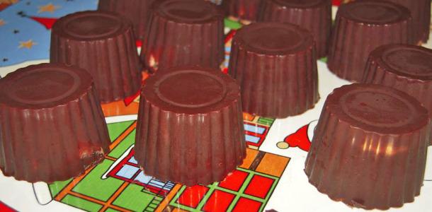 Cioccolatini al mascarpone