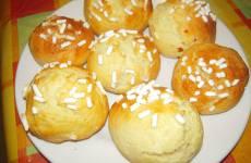 Panini biscotto con granella