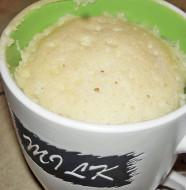 Mug cakes allo yogurt