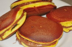 Dorayaki all'italiana