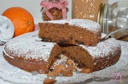 Torta rustica con farina di carrube