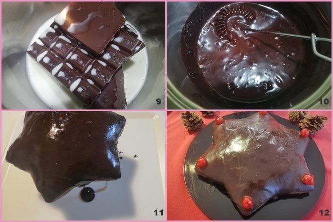 Stella cannella e cioccolato