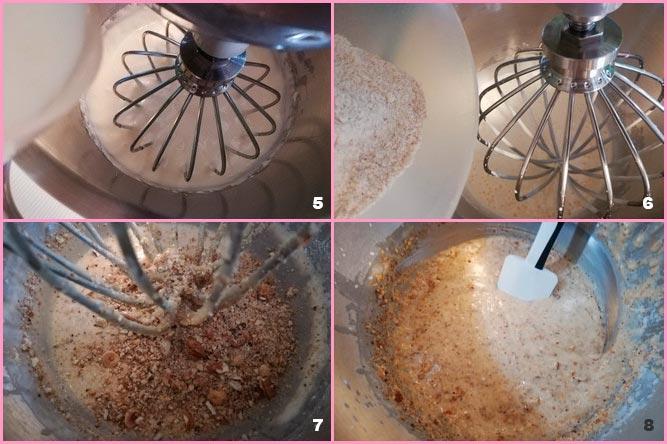 Ciambella rustica alla frutta secca