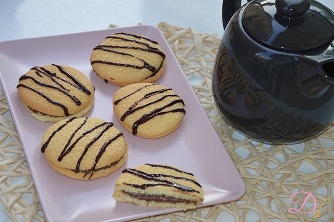 Ricetta Yo Yo Nutella.Merendine Yo Yo Fatte In Casa Dolci Dessert